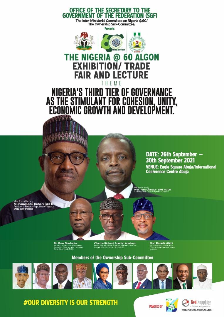 Nigeria @60 ALGON Expo